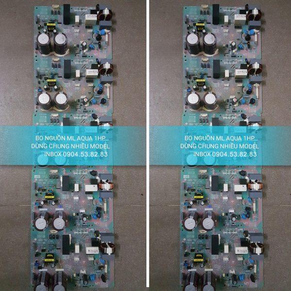 Bo Máy Lạnh Aqua 1HP Dùng Chung Model