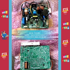 Bo Máy Lạnh Toshiba RAS-H10U2ACV2G-V