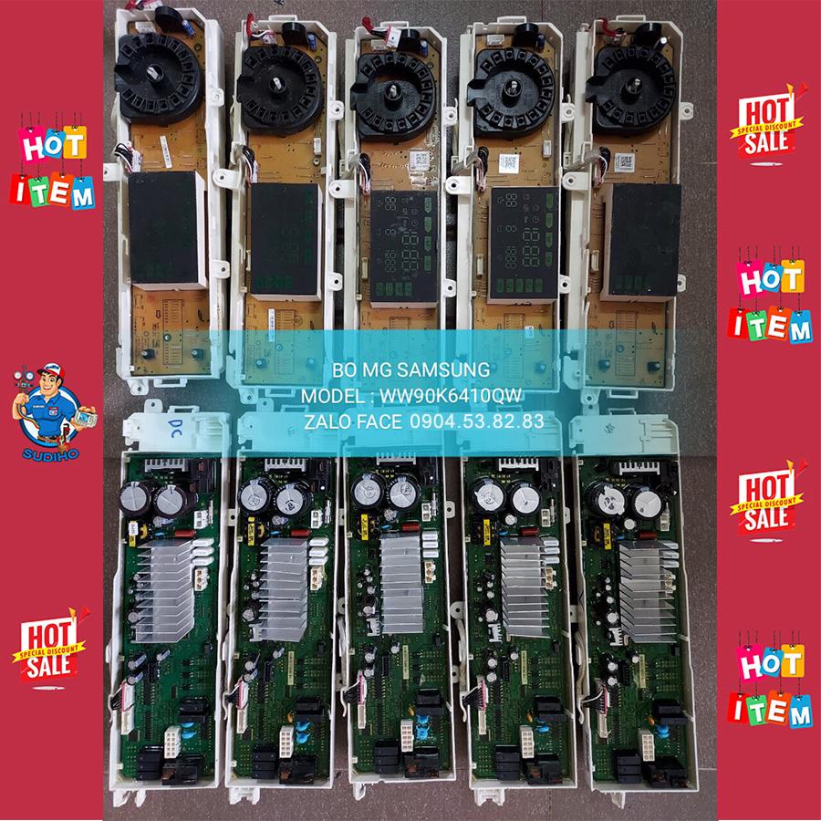 Bo Mạch Máy Giặt Samsung WW90K6410QW