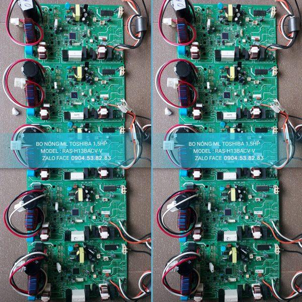 Bo Nóng Điều Hòa Toshiba 1.5HP RAS-H13BACV-V