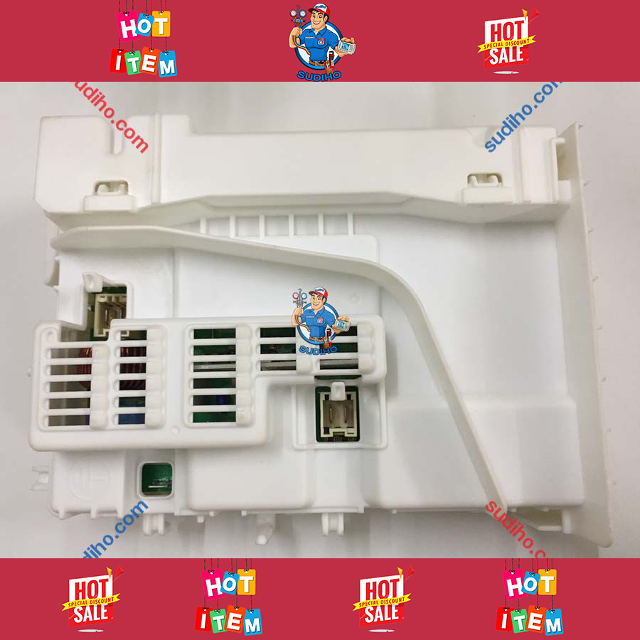 Bo Mạch Nguồn Máy Giặt Electrolux EWF-85743