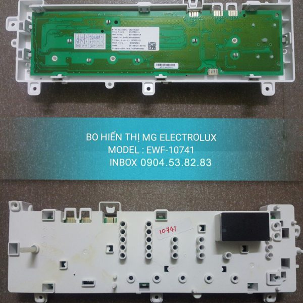 Bo Hiển Thị Máy Giặt Electrolux EWF-10741