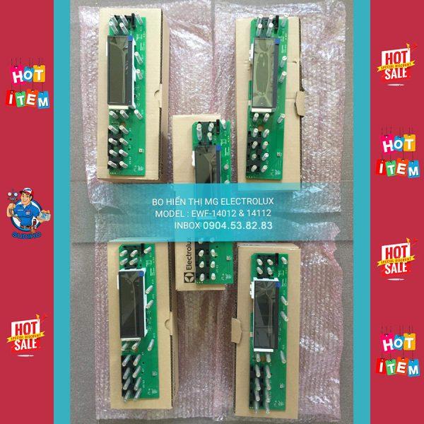 Bo Hiển Thị Máy Giặt Electrolux EWF-14012 14112