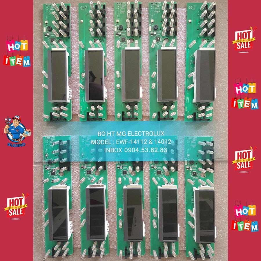 Bo Hiển Thị Máy Giặt Electrolux EWF-14112 14012