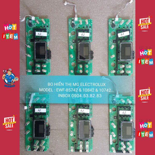 Bo Hiển Thị Máy Giặt Electrolux EWF-85742 10842 10742