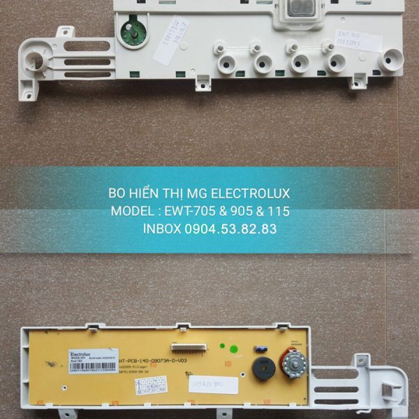 Bo Hiển Thị Máy Giặt Electrolux EWT-705 905 115