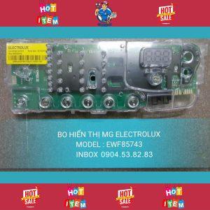 Bo Hiển Thị Máy Giặt Electrolux Model EWF-85743