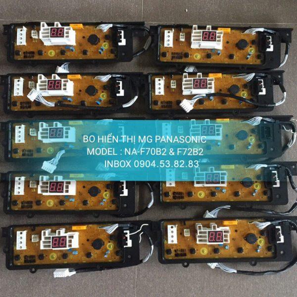 Bo Hiển Thị Máy Giặt Panasonic NA-F70B2 F72B2