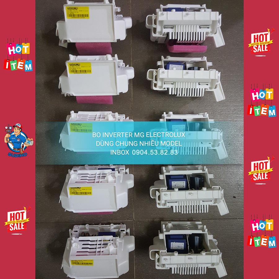 Bo Inverter Máy Giặt Electrolux Dùng Chung Model