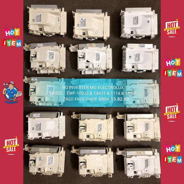 Bo Inverter Máy Giặt Electrolux EWF-10932 14821 1114 14991