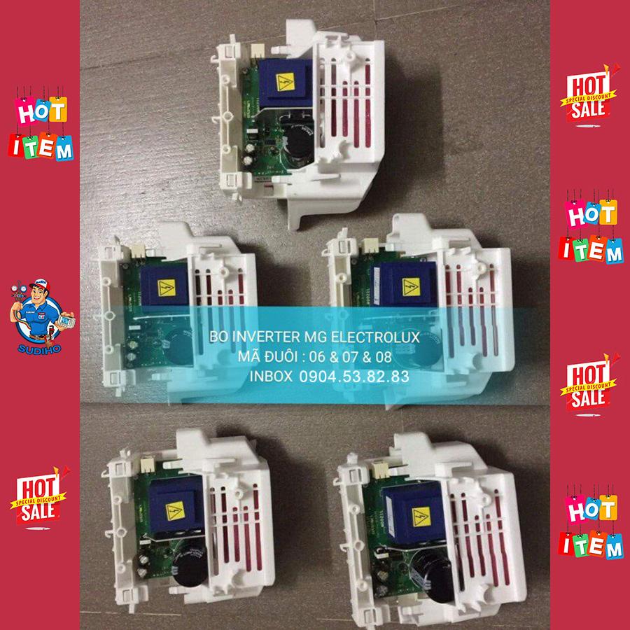 Bo Inverter Máy Giặt Electrolux Mã Đuôi 06 07 08