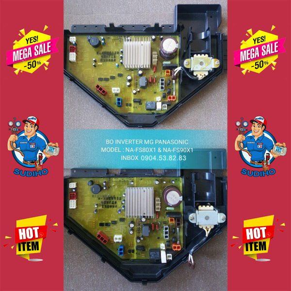 Bo Inverter Máy Giặt Panasonic NA-FS80X1 FS90X1