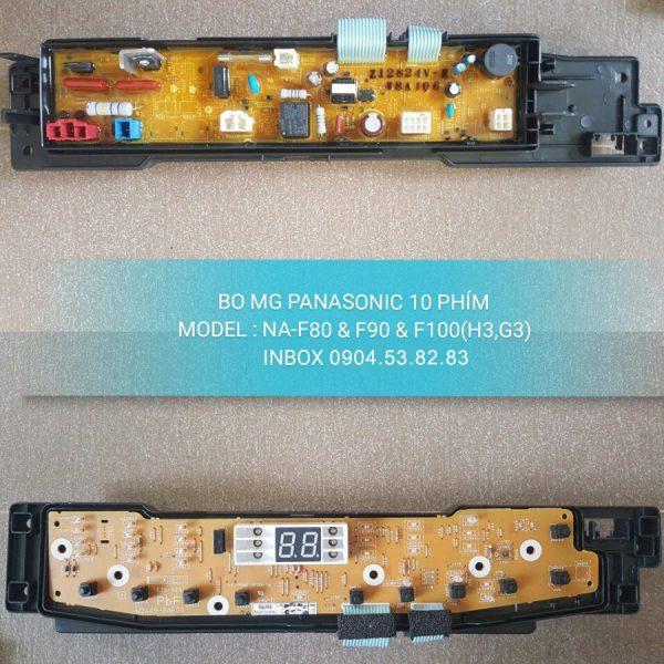 Bo Máy Giặt Panasonic 10 Phím NA-F80 F90 F100 H3 G3