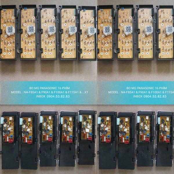 Bo Máy Giặt Panasonic 16 Phím NA-F85A1 F90A1 F100A1 F115A1