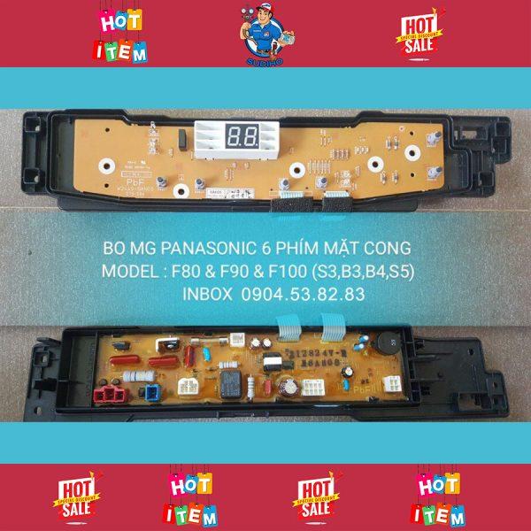 Bo Máy Giặt Panasonic 6 Phím Mặt Cong F80 F90 F100 S3 B3 B4 S5