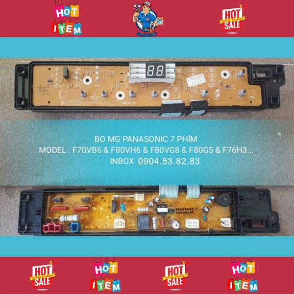 Bo Máy Giặt Panasonic 7 Phím F70VB6 F80VH6 F80VG8 F80G5 F76H3
