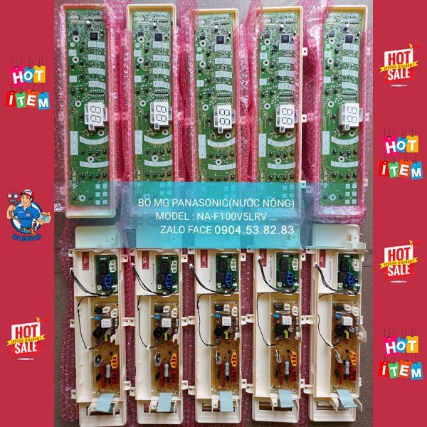 Bo Mạch Máy Giặt Panasonic Nước Nóng NA-F100V5LRV