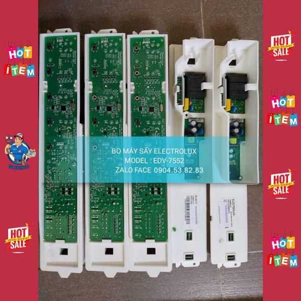 Bo Mạch Máy Sấy Electrolux EDV-7552