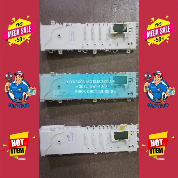 Bo Mạch Nguồn Máy Giặt Electrolux Model EWF-1073