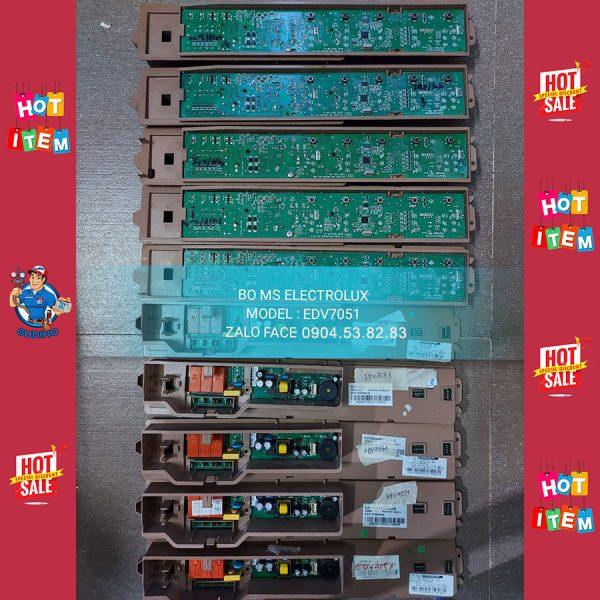 Bo Mạch Máy Sấy Electrolux Model EDV7051 60051
