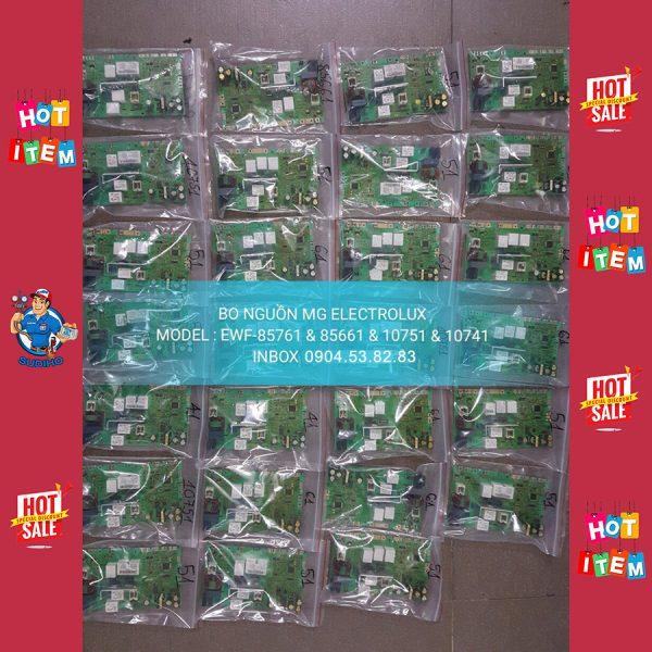 Bo Mạch Nguồn Máy Giặt Electrolux EWF-85761 85661 10751 10741