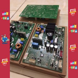 Bo Mạch Tủ Lạnh LG EBR80977627