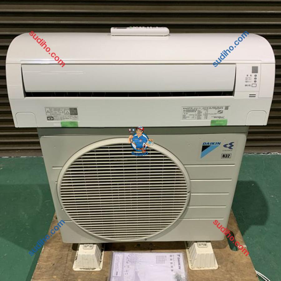 Điều Hòa Daikin Nội Địa Nhật ATE25VSE6-W Inverter 2 Chiều