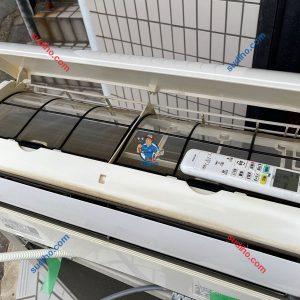 Điều Hòa Daikin Nội Địa Nhật F40VTEP-W Inverter 2 Chiều