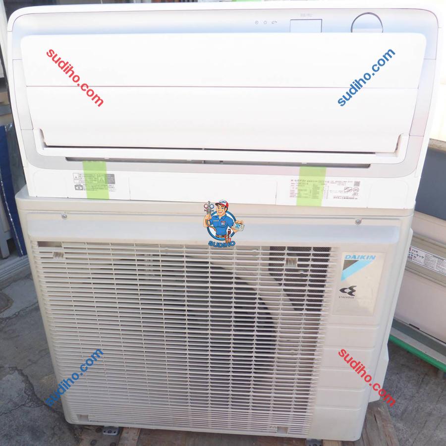 Điều Hòa Daikin Nội Địa Nhật S40WTRXS-W Inverter 2 Chiều