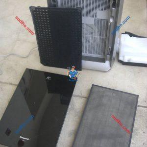 Máy Lọc Khí Panasonic F-VXJ70 Nội Địa Nhật
