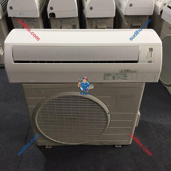 Điều Hòa Daikin Nội Địa Nhật F25KTNS-W Inverter 2 Chiều