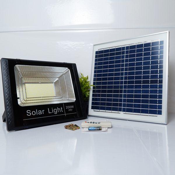 Đèn Năng Lượng Mặt Trời Solar Light 200W