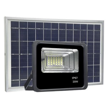 Đèn Năng Lượng Mặt Trời Solar Light 40W