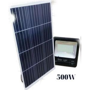 Đèn Năng Lượng Mặt Trời Solar Light 500W
