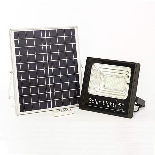 Đèn Năng Lượng Mặt Trời Solar Light 60W
