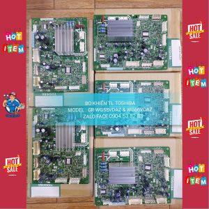 Bo Điều Khiển Tủ Lạnh Toshiba GR-WG58VDAZ GR-WG66VDAZ