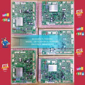 Bo Mạch Điều Khiển Tủ Lạnh Toshiba GR-TG36VUBZ TG39VUBZ