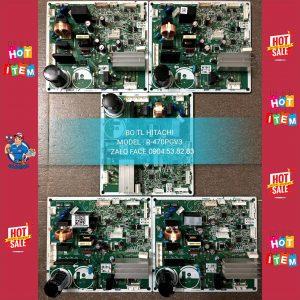 Bo Mạch Tủ Lạnh Hitachi Model R-470PGV3